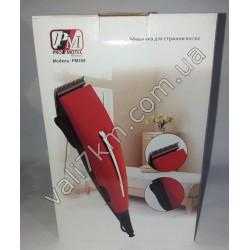 V409 Машинка для стрижки волос PROMOTEC PM356