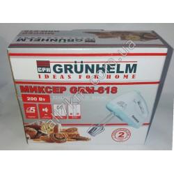 V417 Миксер GRUNHELM GRM-618