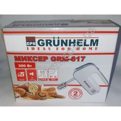 V418 Миксер GRUNHELM GRM-617