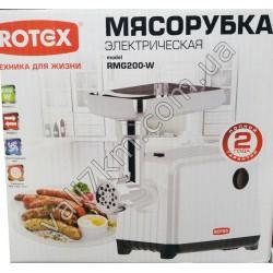 V432 Мясорубка электрическая ROTЄX RMG200-W