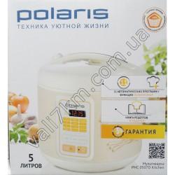 V434 Мультиварка POLARIS PMC 0507D