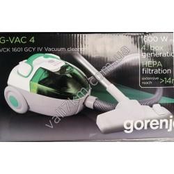 V448 Пылесос Gorenje G-VAC 4