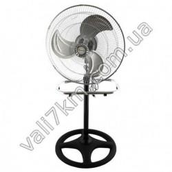 V687 Вентилятор 3в1 с метал.лопастями